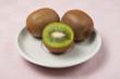 kiwi nel piatto