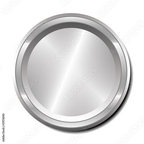 Valokuva  Metallic Button