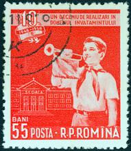 Boy Bugler (Romania 1958)