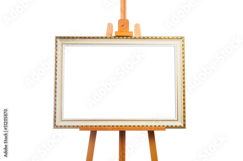 Photo  easel with painting frame
