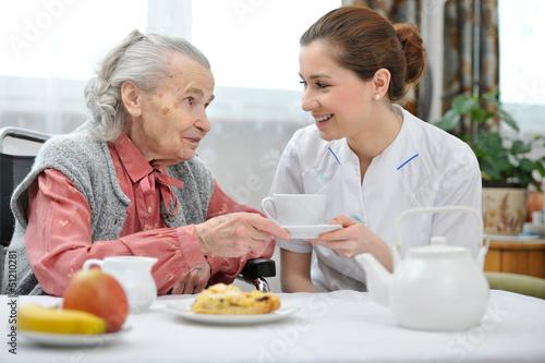 Cuadros en Lienzo Nursing home