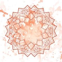 Oriental Mandala Motif