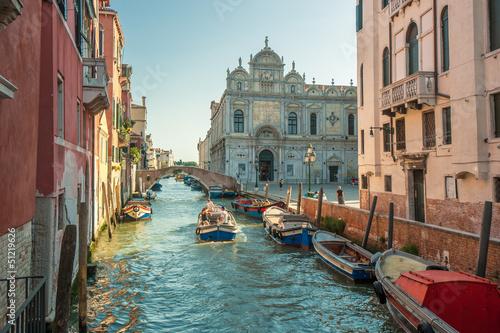 Cadres-photo bureau Venise Canals of Venice, Italy