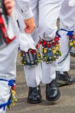 Legs Of Dancing Morris Men