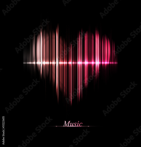 Photo  Love of music