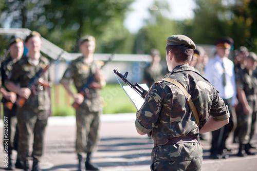 Fotografía  Soldiers
