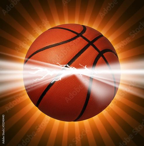 Fotografiet  Basketball Power