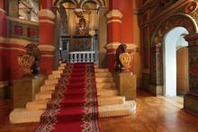 Grand Kremlin Palace, Terem Palace Entrance