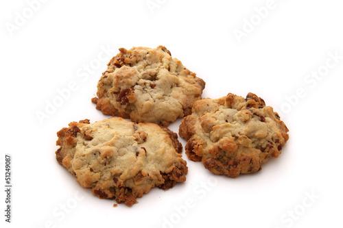 Tuinposter Koekjes cookies