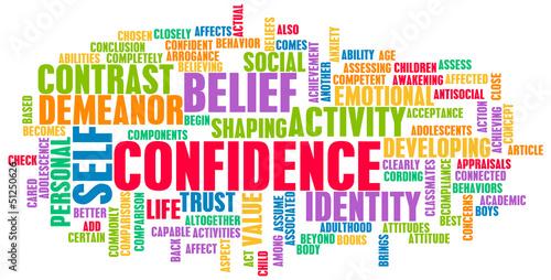 Fotografía  Confidence