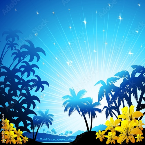 blue-bright-tropical-landscape-tropical-landscape