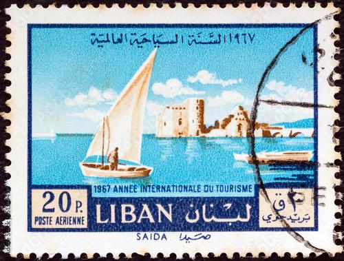 Poster  Sidon (Lebanon 1967)