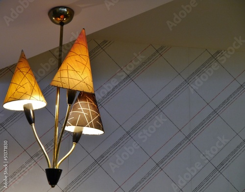 Lampe Aus Den 60er Jahren Buy This Stock Photo And Explore Similar