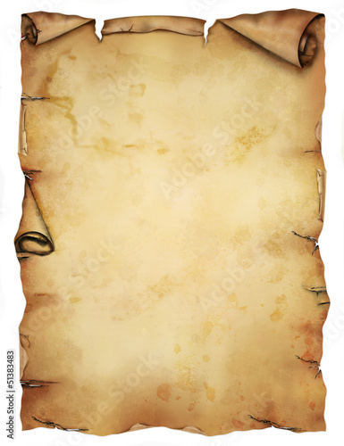 Obraz Old Paper - fototapety do salonu