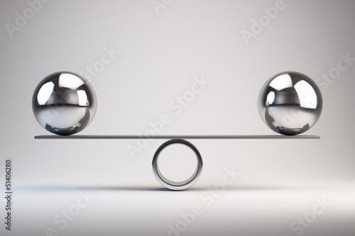 Balance Fototapet