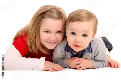 Photo  die Geschwister