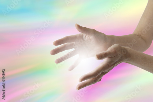 Photo  Colour Energy Healer