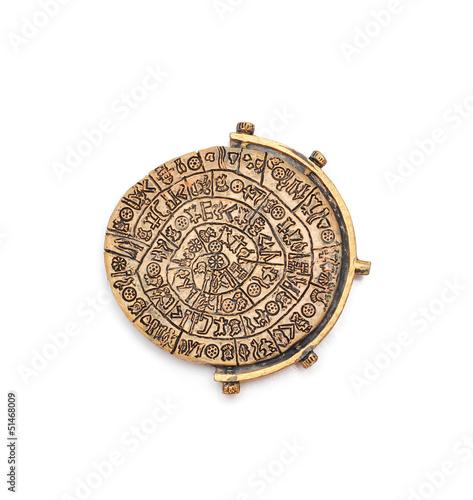 Fotografie, Obraz  festos disk