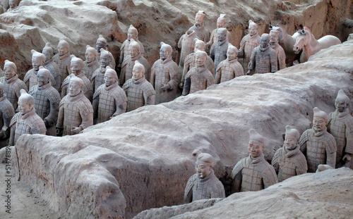 Cadres-photo bureau Xian Terracotta Warriors