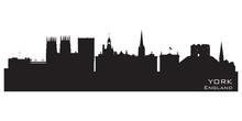 York England City Skyline Deta...