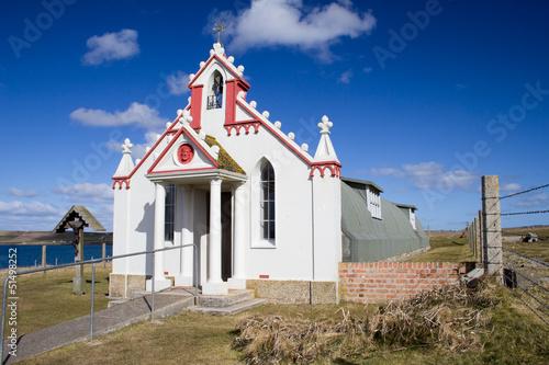 Fotografia, Obraz  Italian Chapel, Orkney