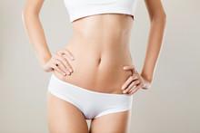 Perfect Slim Woman Body. Diet ...