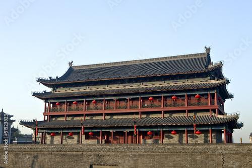 Papiers peints Xian Guard Tower in Xi'an