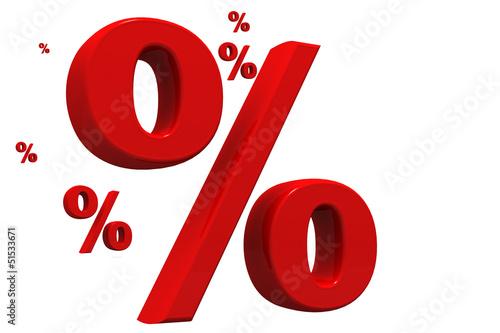 Fotografía  percent