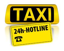 Taxi - 24h Hotline