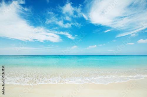 Fototapeta 沖縄のビーチ obraz