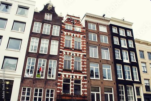 Photo  Amsterdam architecture