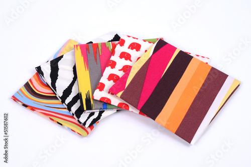 Fotografia Colorful handkerchief