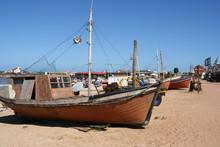 Punta Del Diablo, Uruguay, Bac...