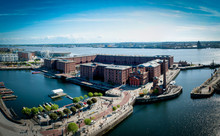 Famous Liverpool Albert Dock