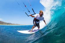Kite Surfing, Extreme Sport