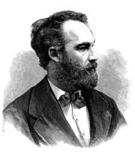 Profil : Gentleman - End 19th Century