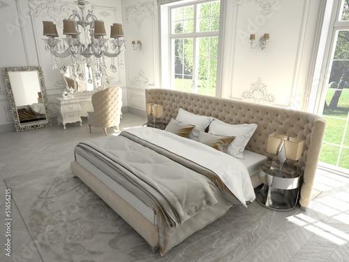 Fotografía  luxus schlafzimmer