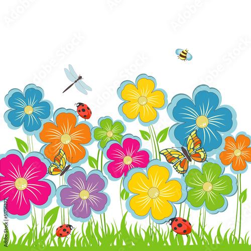 kwiatowa-polana-na-bialym-tle