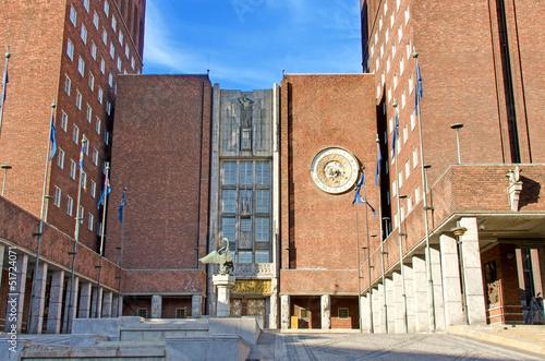 Photo  Oslo City Hall
