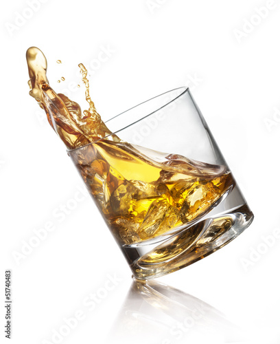 Foto op Aluminium Alcohol Whiskey