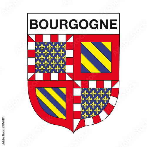 Photo Blason Bourgogne