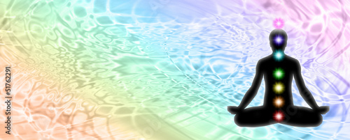 Akustikstoff - Lotus Position Meditation Website Header