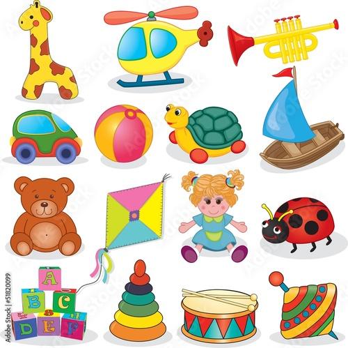 zestaw-zabawek-dziecka-ilustracji-wektorowych