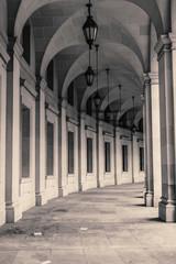 fototapeta arkady w Waszyngtonie