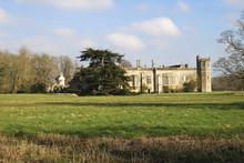 Lacock Abbey. Wiltshire. England