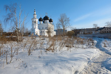 Nicola Church In The Episcopal Settlement, Russia