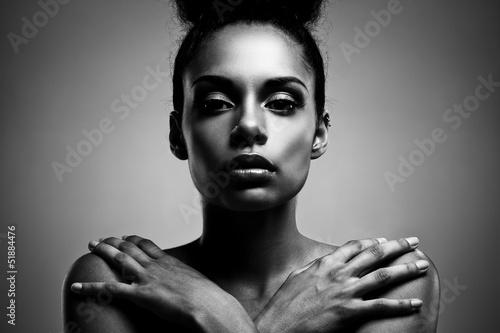 Fotografie, Obraz  African Beauty