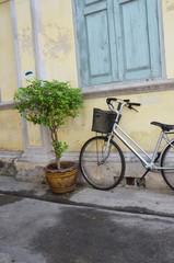 Fototapeta na wymiar Bike.