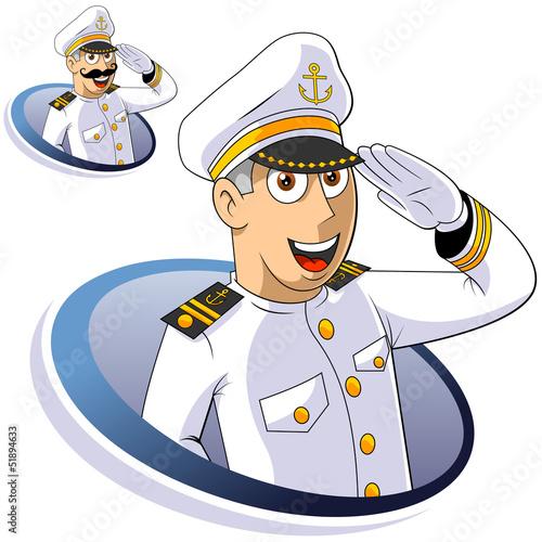 Fotografía  Marine Captain