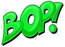 Bop - Comic Expression Vector ...